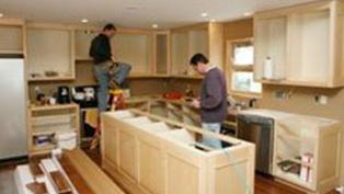 Travaux de rénovation cuisine